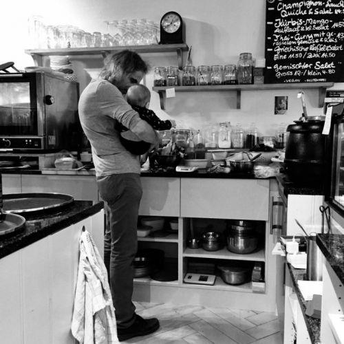Küche CafèLaden