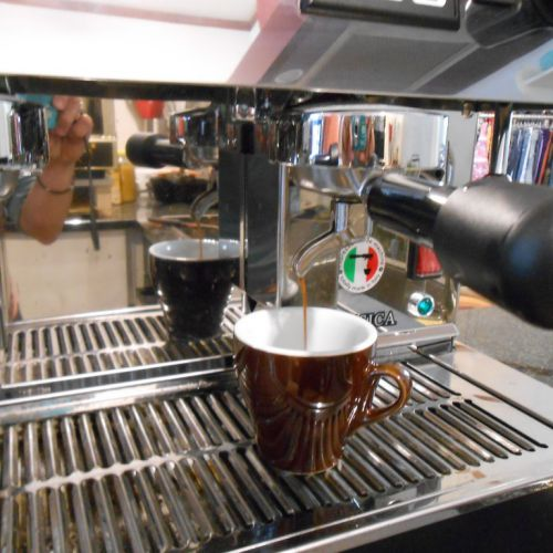 biologischer Kaffee im CaféLaden